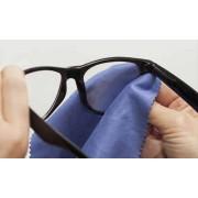 Як почистити окуляри?