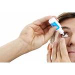 Как правильно закапывать капли в глаза?