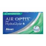 Торичні контактні лінзи Air Optix plus HydraGlyde For Astigmatism
