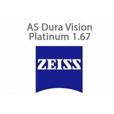 Очкова лінза Zeiss AS Dura Vision Platinum 1.67