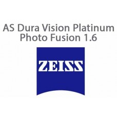 Очкова лінза Zeiss AS Dura Vision Platinum Photo Fusion 1.6