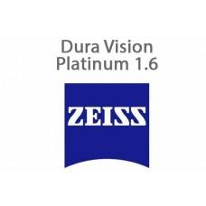 Очковая линза Zeiss Dura Vision Platinum 1.6