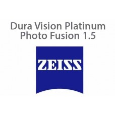 Очкова лінза Zeiss Dura Vision Platinum Photo Fusion 1.5