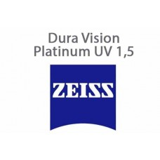 Очкова лінза Zeiss Dura Vision Platinum UV 1.5