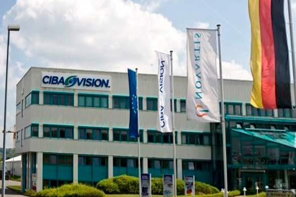 Ciba Vision теперь Alcon