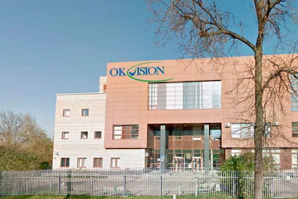 контактні лінзи та розчини OKVision